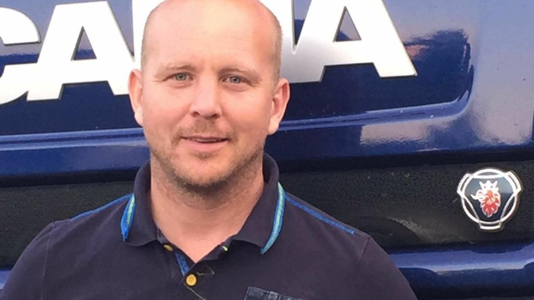 Fredrik Kjærstad fra Kjærstad Transport i Gjerdrum vant den norske finalen av Hiabs World Crane Championship og skal til verdensfinalen i Hannover i september 2018.