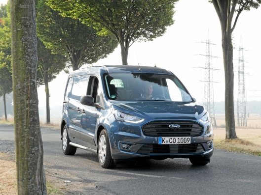 KANDIDAT: Ford Transit Connect.