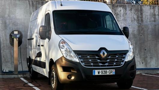 KANDIDAT: Renault Master Z.E.