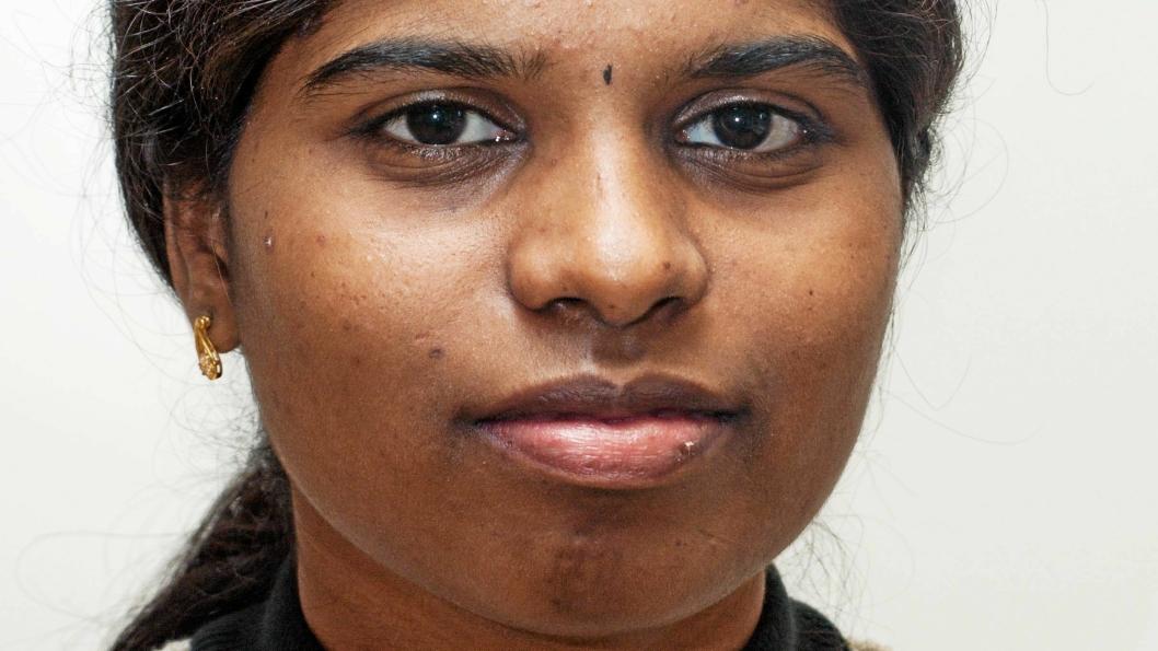 Programvareutvikler Mounika Balambattu.