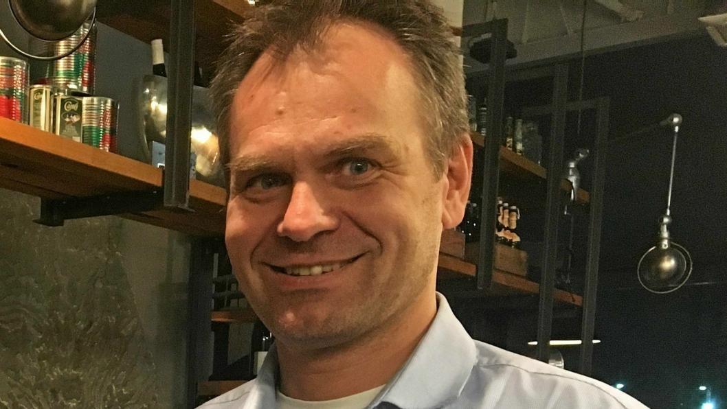 Espen Jensen (47) begynte 1. september som daglig leder for Craneway AS.