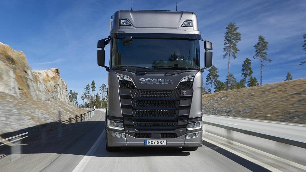 Foto Scania