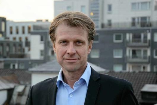 Jørgen Evensen går fra å være konsernsjef til å være leder av bygg- og eiendomsvirksomheten i BetonmastHæhre.