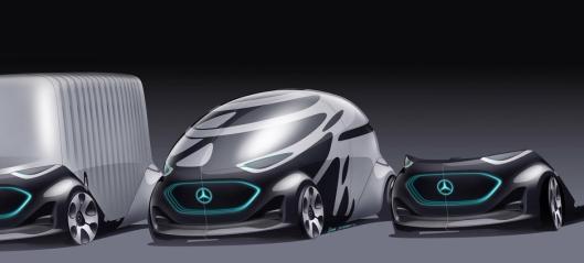 Ett chassis – flere kjøretøy