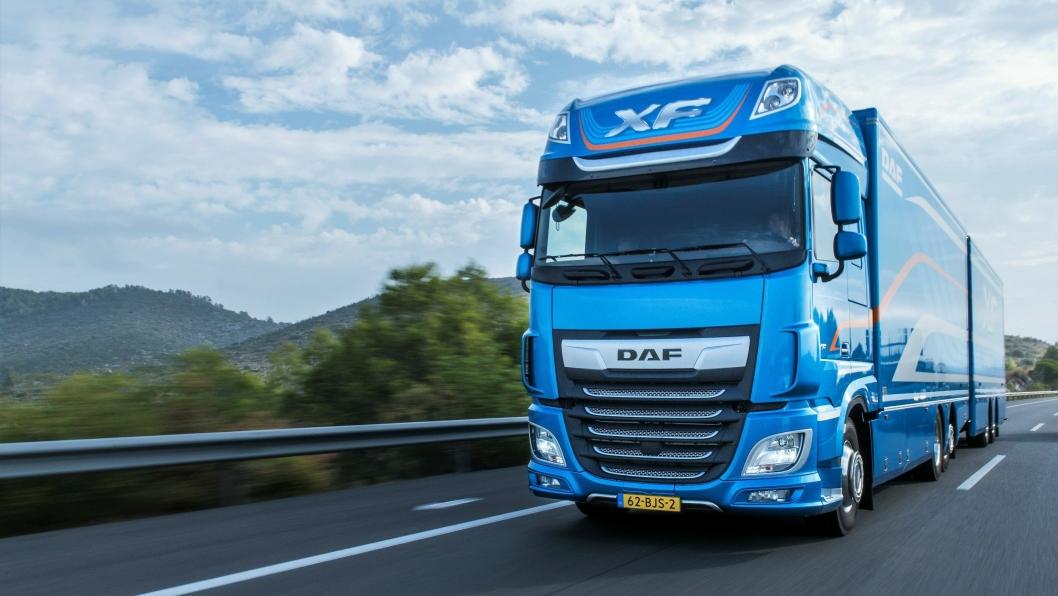 DAF Trucks begynner å oppgi sertifiserte CO2-verdier på sine tyngste lastebiler i fjerde kvartal 2018.