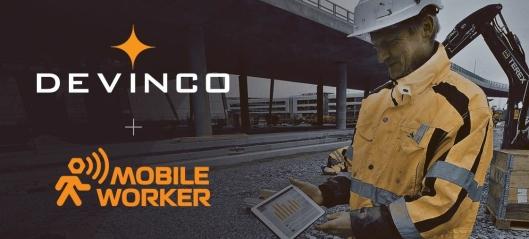 Devinco blir hovedeier i Mobile Worker