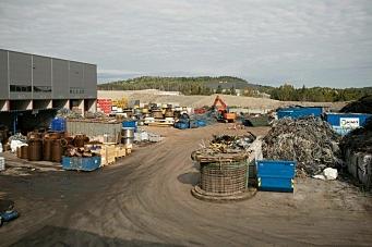 Norsk Gjenvinning kjøper KMT Gjenvinning
