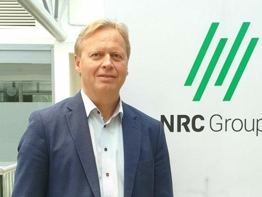 Daglig leder i NRC Norge, Hans Olav Storkås, gleder seg til at NRC skal ta fatt på jobben med å rehabilitere Sørumsand stasjon.