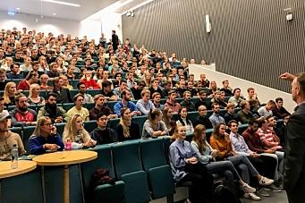 AF Gruppen åpner studentkollektiv