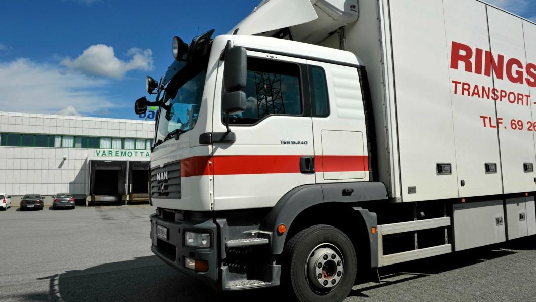 Ringstad Transport tilbyr kombiløsninger for å tilfredsstille logistikk-behovet.