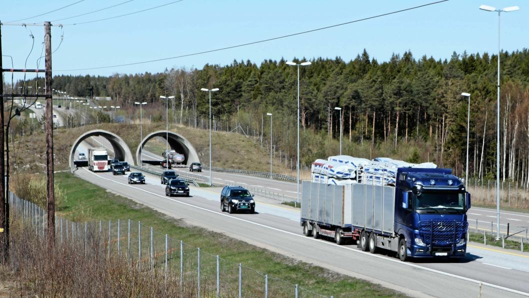 Østfold er ett av fylkene der det er innført dispensasjon (på gitte vilkår) fra de generelle kjøre- og hviletidsreglene høsten 2018.