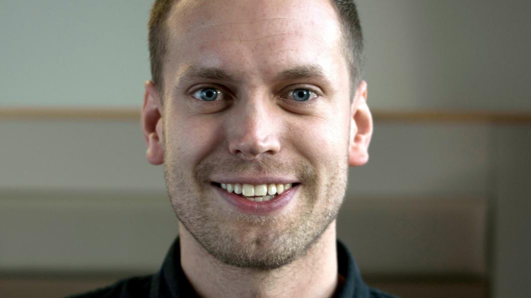 Fungerende leder i ONF, Christoffer Blaalid.