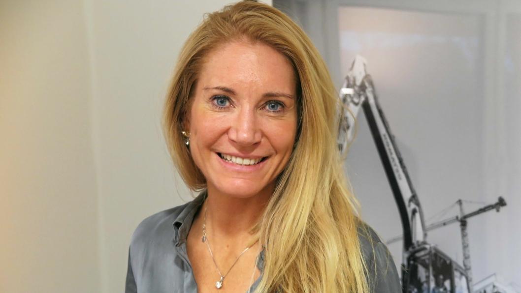Julie Margrethe Brodtkorb, adm. direktør i MEF, er stort sett fornøyd med regjeringens budsjettforslag.