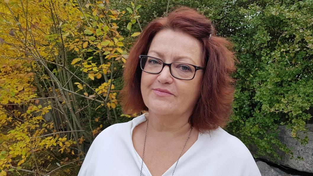 Gro Brathovde blir ny distriktsleder for Veidekke Bygg.