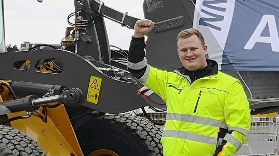 Johannes Rønning fra Møre og Romsdal ble norgesmester i anleggsmaskinfører-fagene under yrkes-NM. Worldskills Norway var hovedarrangør av Yrkes-NM på Hellerudsletta. MEF sto for gjennomføringen av anleggsmaskinfører-delen.