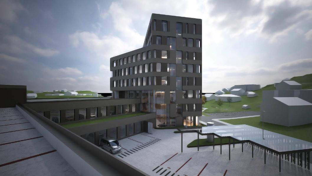 Egersund Forum.