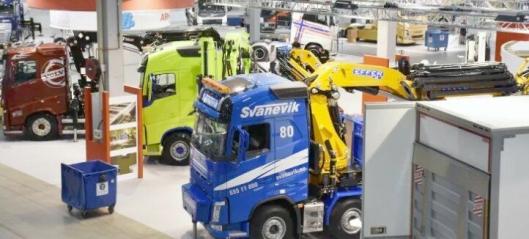 Fem lastebilmerker er bekreftet i 2019