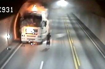 - Den farligste tunnelen i landet blir mye farligere