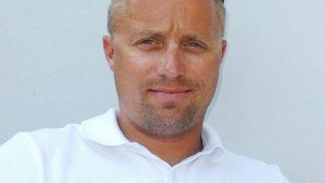 Espen Wold er ansatt som ny salgskonsulent hos Beck Maskin AS.