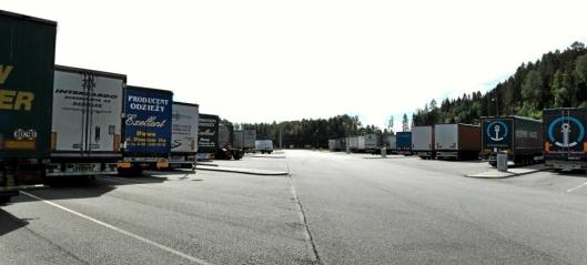 - Kabotasje-lastebiler bør ha karantenetid