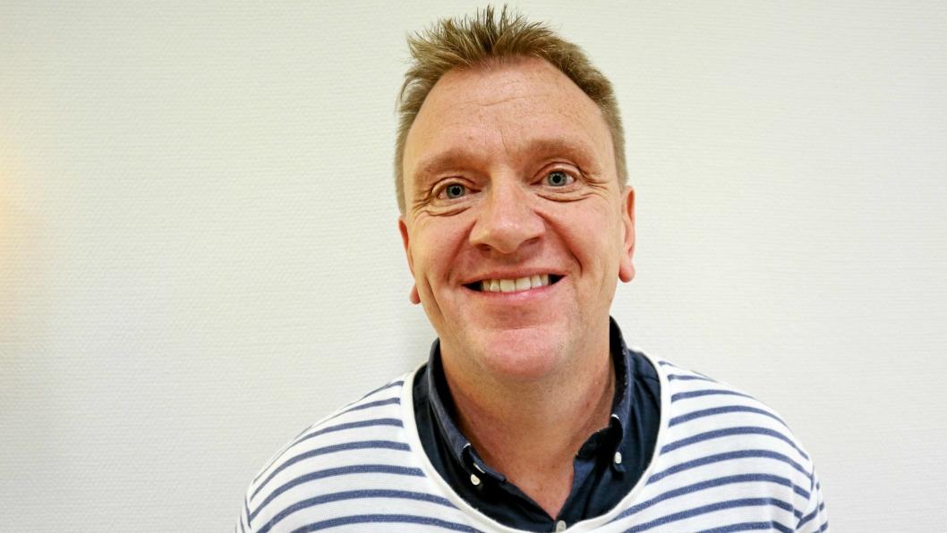 Geir Kyrre Thorrud (44) er ansatt som ny servicesjef i Hesselberg Maskin AS fra 1. oktober.