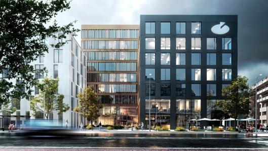 Prosjektet får en sentral beliggenhet i Holtermanns veg like ved Lerkendal stadion. Kontorbygningen blir på 11.500 kvadratmeter fordelt på ni etasjer og kjeller.