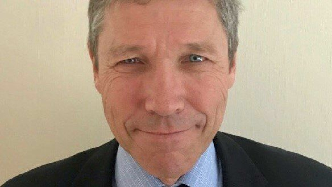 Niels Petter Wright er ny konsernsjef i Norske Skog AS fra 1. desember 2018.