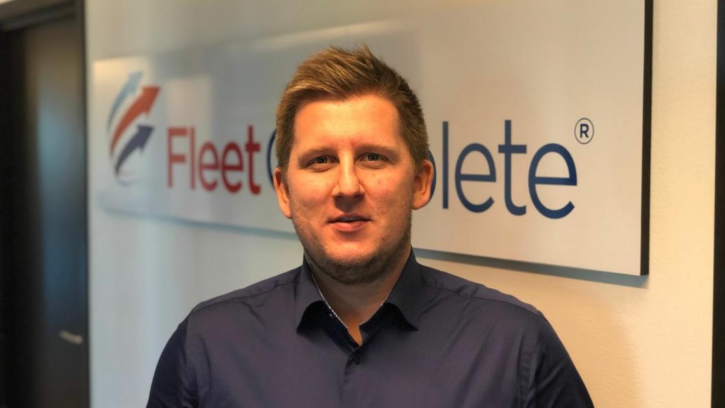 Andreas Iversen, daglig leder, Fleet Complete Norge er glad for at selskapet nå har muligheten til økt markedsføring av sine tjenester innen telematikk- og IoT, etter at det canadiske konsernet har inngått en finansavtale med de canadiske lærernes pensjonsfond.