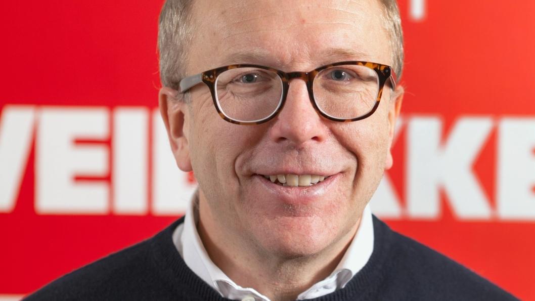 - Kommersiell eiendomsutvikling er noe vi har sett på over lengre tid, sier Per-Martin Eriksson, adm. direktør i Veidekke Bostad.