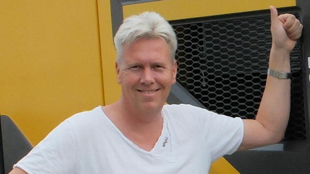 Jon Ølstad.