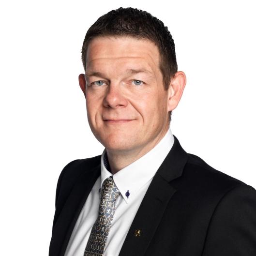 Thorbjørn Myrhaug, konserndirektør PSA Norge.