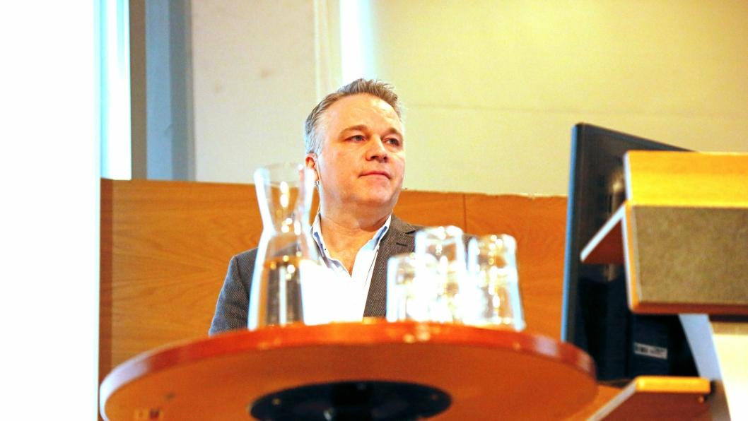 - Vi ser frem til samarbeidet, sier kommunikasjonsdirektør Christian Altmann i Nye Veier.