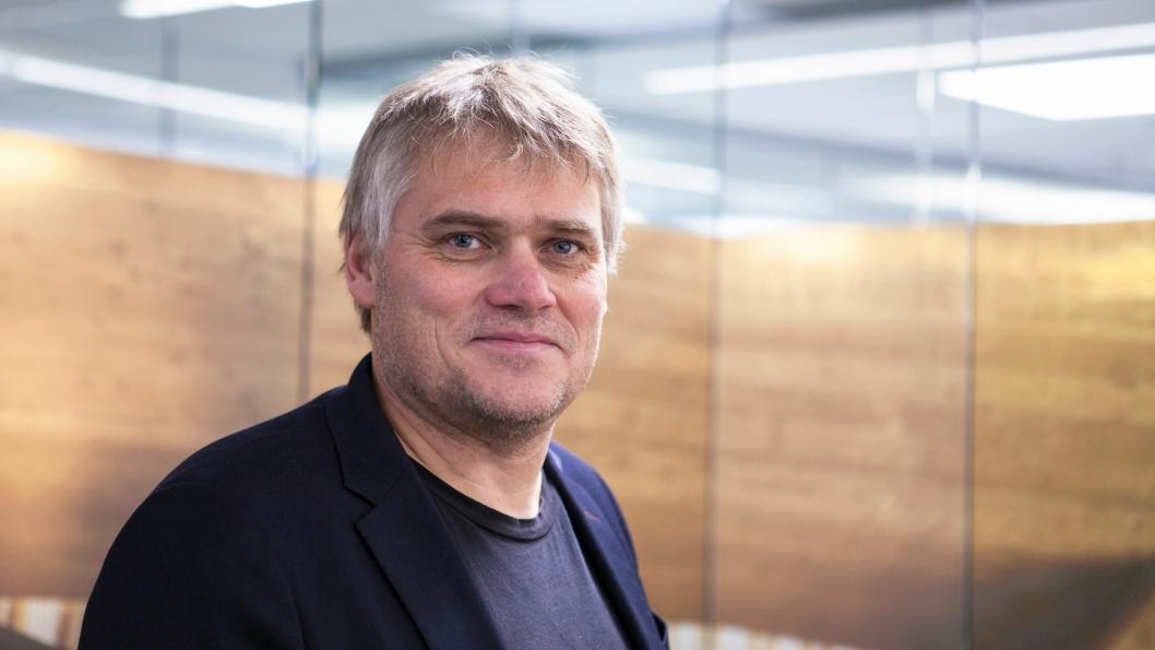 Kjetil Runningen går fra å være viseadministrerende direktør til å bli administrerende direktør i Peab AS.