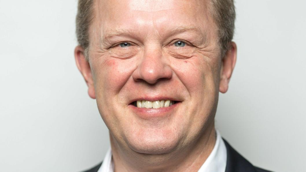 Roger Alm er ny toppleder i Volvo Trucks fra 1. januar 2019.