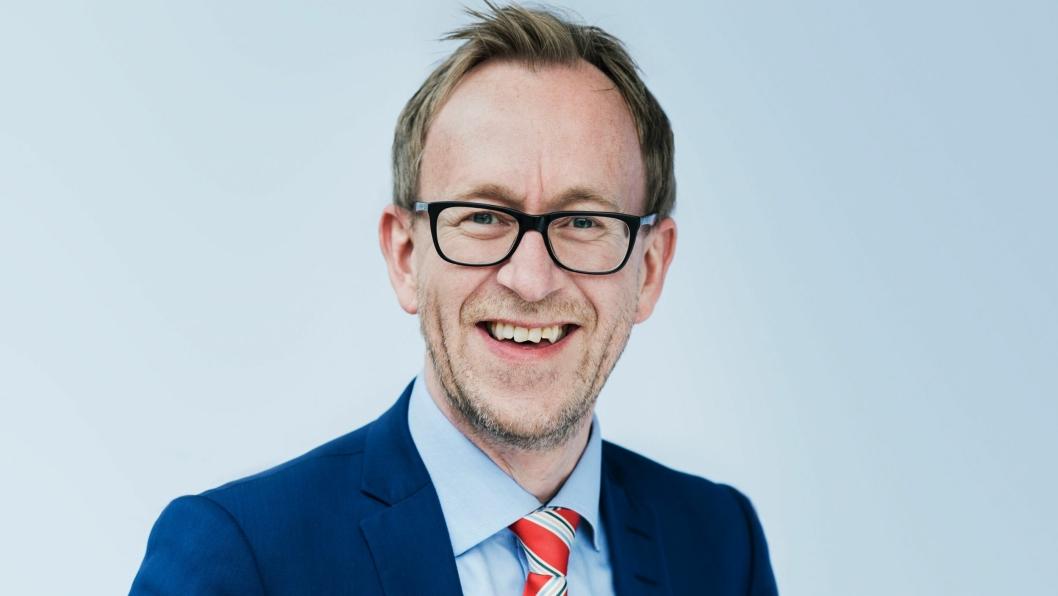 Kim R. Lisø (49) blir ny konsernsjef i GK Gruppen.