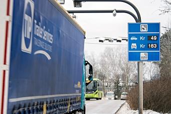 Økt misnøye med bompenger i Oslo og Akershus