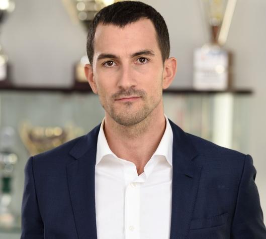 Pavel Solovjov, kommersiell direktør i Kreiss.