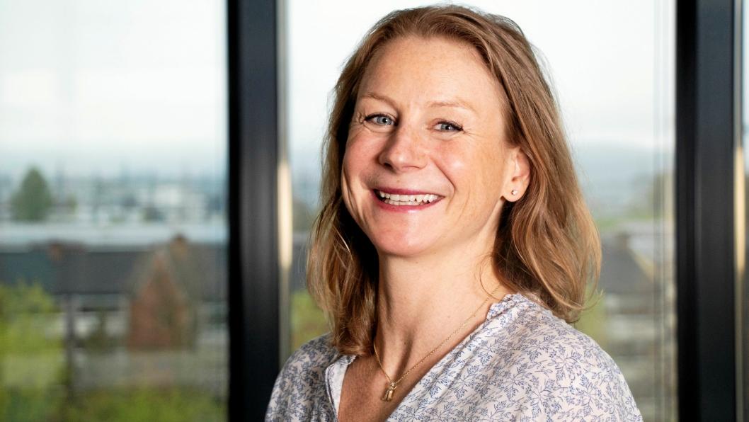 Ida Aall Gram (41) blir fra 1. februar konserndirektør for virksomhetsområdet Eiendom i AF Gruppen.