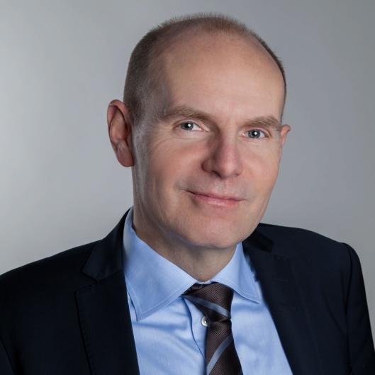 Konsernsjef Gorm Frimannslund i Bane NOR.