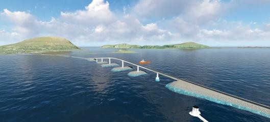 Signerte prosjekt på nær tre milliarder kroner