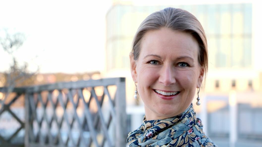 Kristine Vergli Grant-Carlsen.