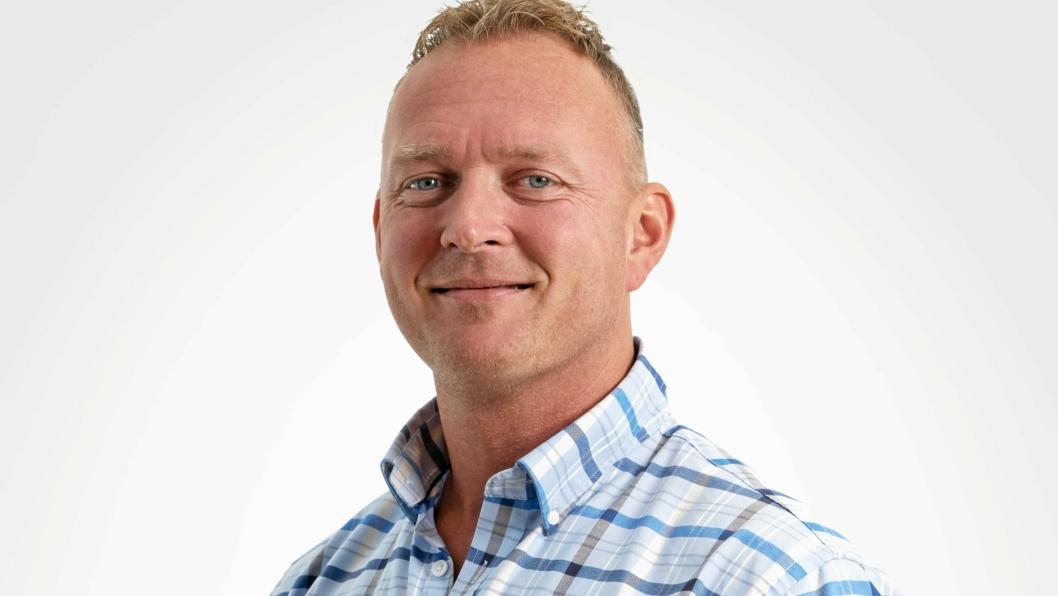 Freddy Hansen (42) tok 1. januar over som internasjonal salgssjef for Bevola-konsernet.