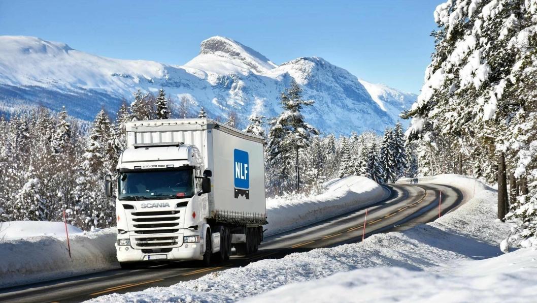 Ifølge regionsjef Roar Melum i NLF Trøndelag står godstransporten i Midt-Norge overfor enorme utfordringer.