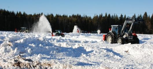 Samler bransjen til Snowshow