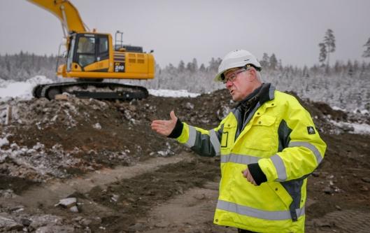 Jan Floberg er en engasjert produkteier. DigPilot har kommet langt, men Floberg vil fortsatt videre.