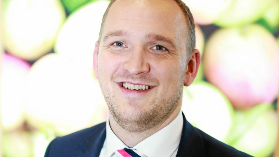 Samferdselsminister Jon Georg Dale.