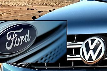 VW og Ford lanserer global allianse