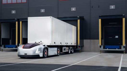 Den autonome tralletrekkeren Vera skal i test i Gøteborg havn i år sammen med flere tilsvarende.