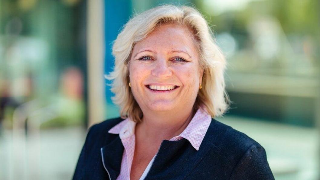 Generalsekretær Anita Helene Hall i Norsk Bergindustri er fornøyd med signalene som er kommet fra den tiltredende regjeringen.