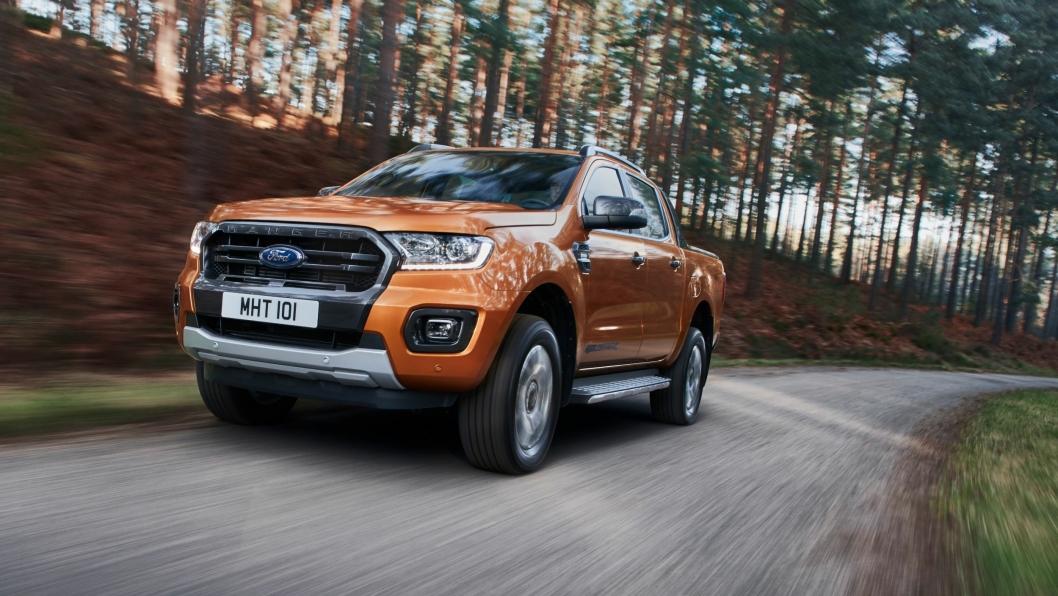 Nye Ford Ranger Starter produksjonen i sommer.